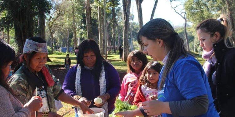 Norma Silvero es la nueva Directora de Asuntos Guaraníes